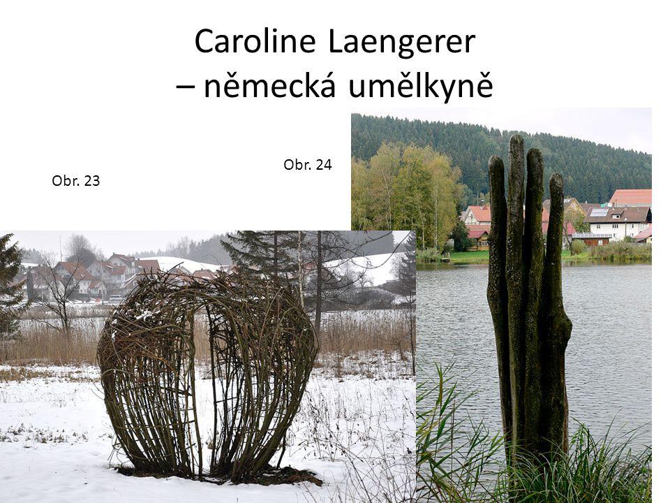 Caroline Laengerer – německá umělkyně