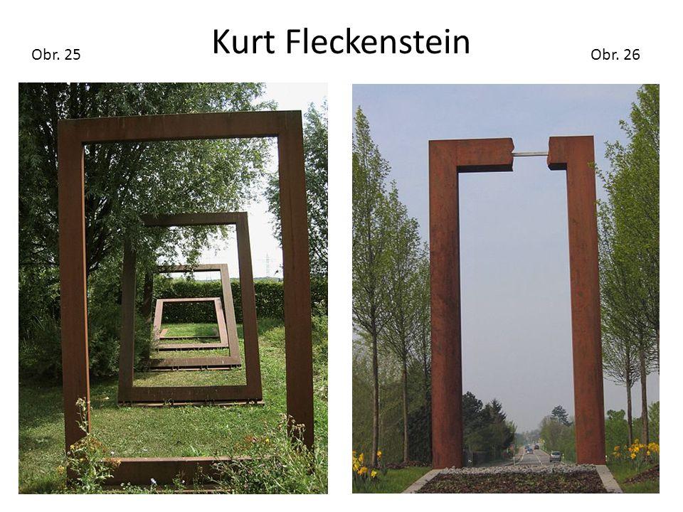 Kurt Fleckenstein Obr. 25 Obr. 26