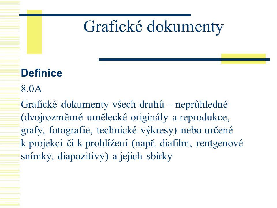 Grafické dokumenty Definice 8.0A