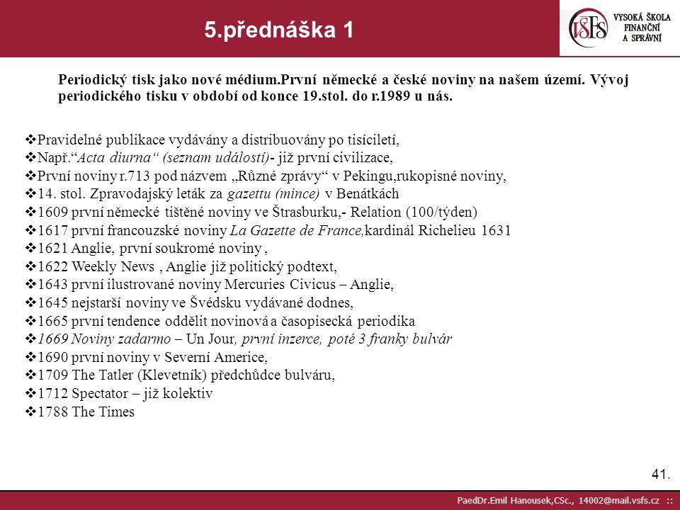 5.přednáška 1