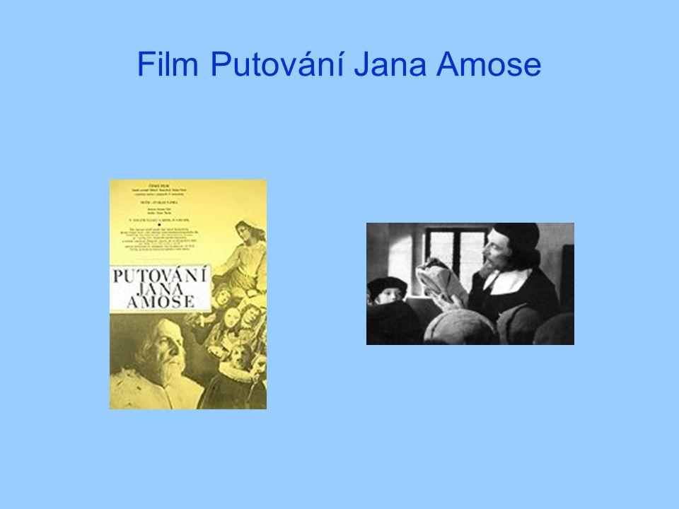 Film Putování Jana Amose