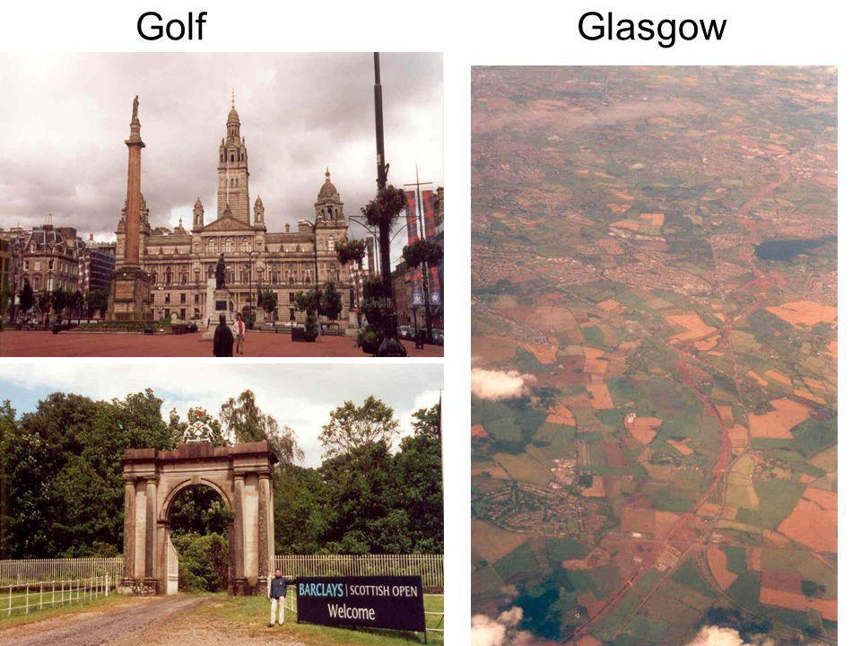 Golf Glasgow