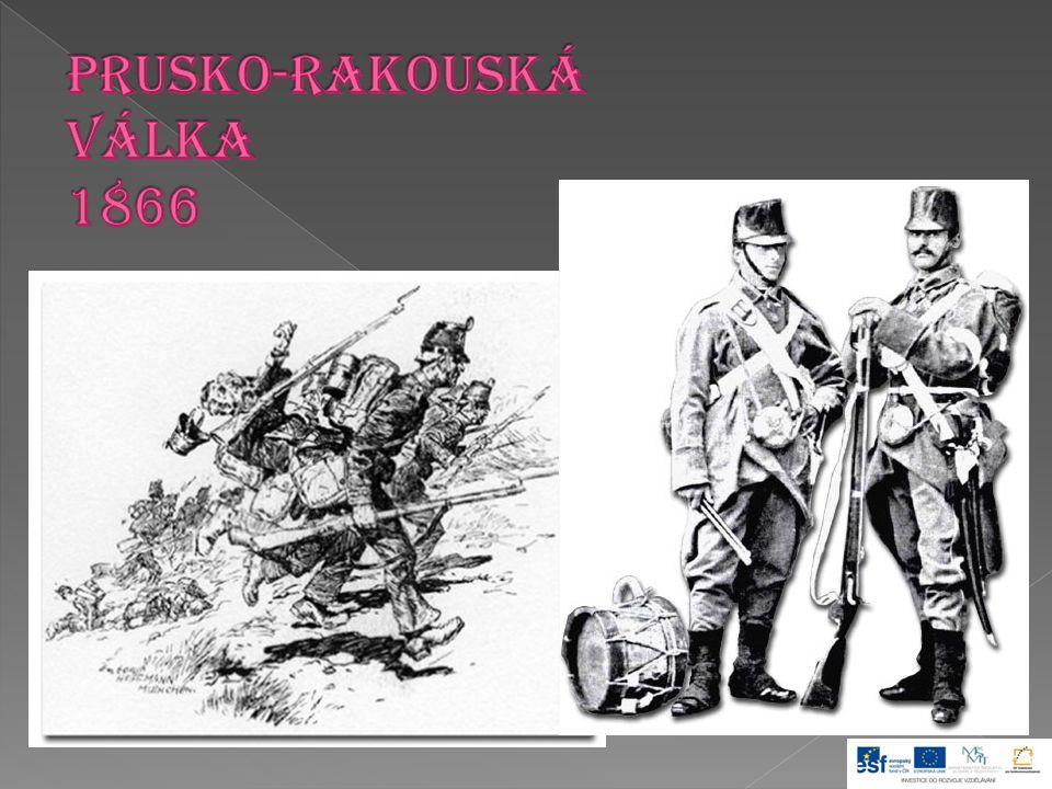 Prusko-rakouská válka 1866