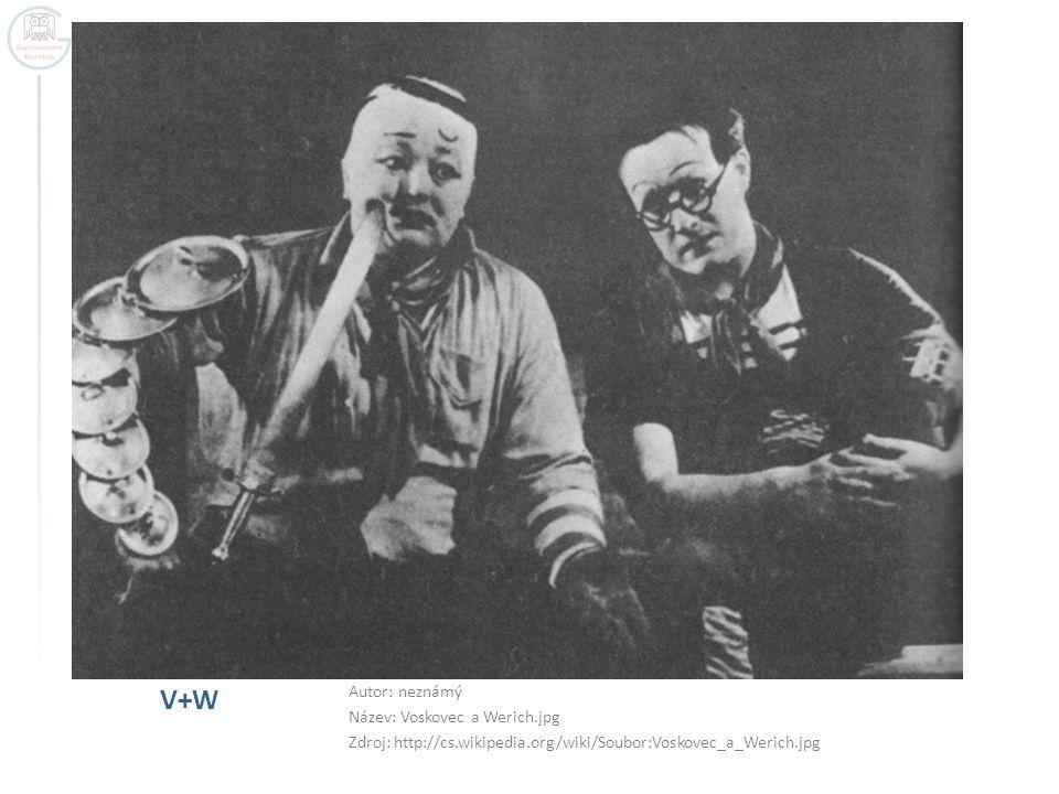 V+W Autor: neznámý Název: Voskovec a Werich.jpg