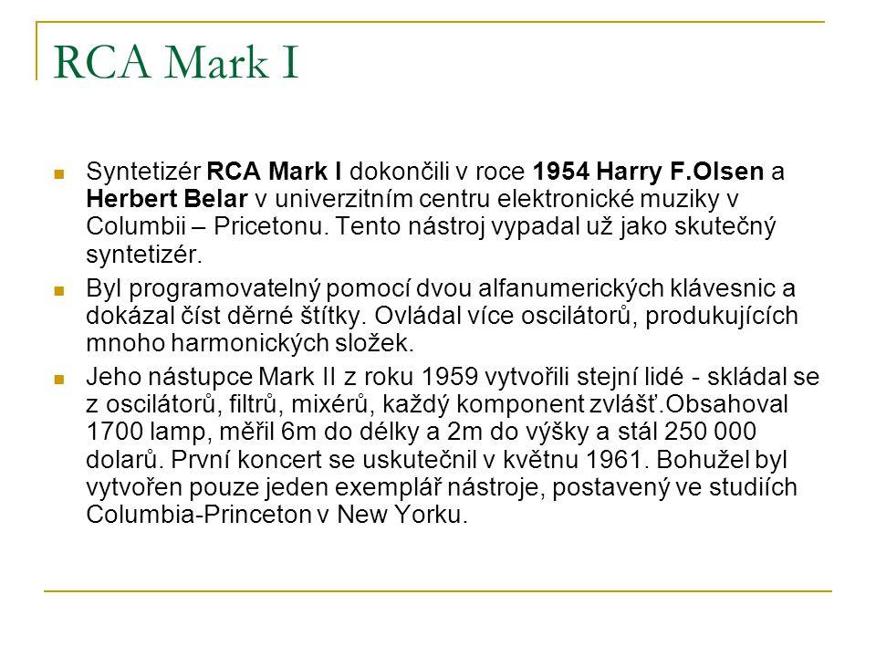 RCA Mark I