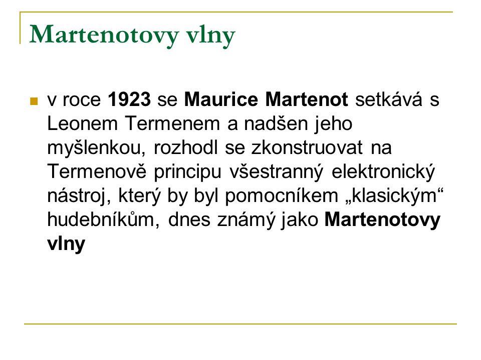 Martenotovy vlny