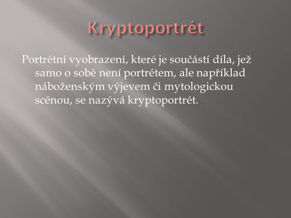 Kryptoportrét