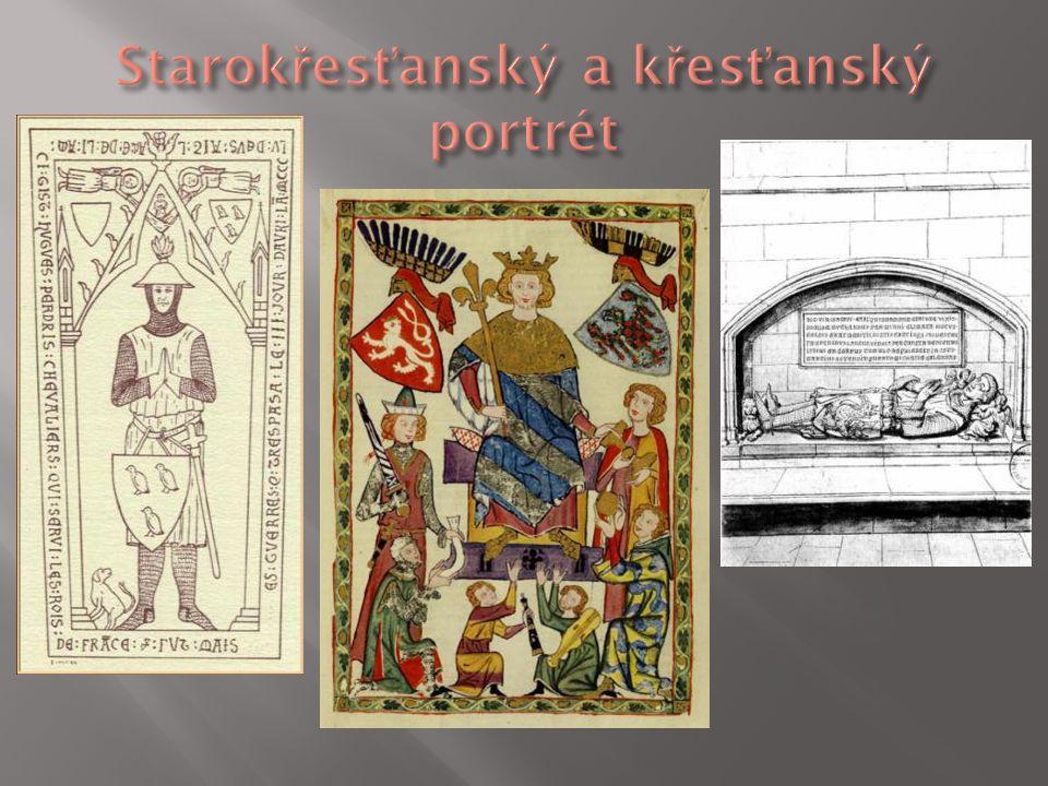 Starokřesťanský a křesťanský portrét