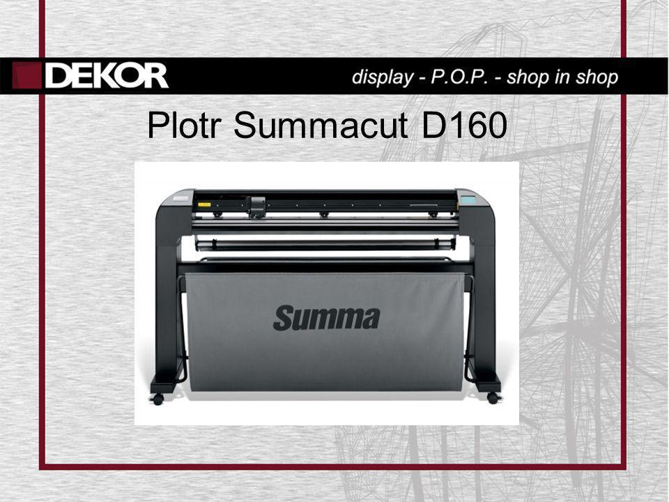 Plotr Summacut D160