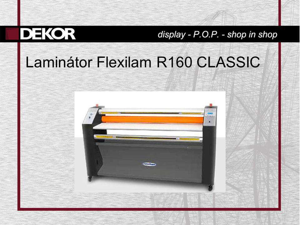 Laminátor Flexilam R160 CLASSIC