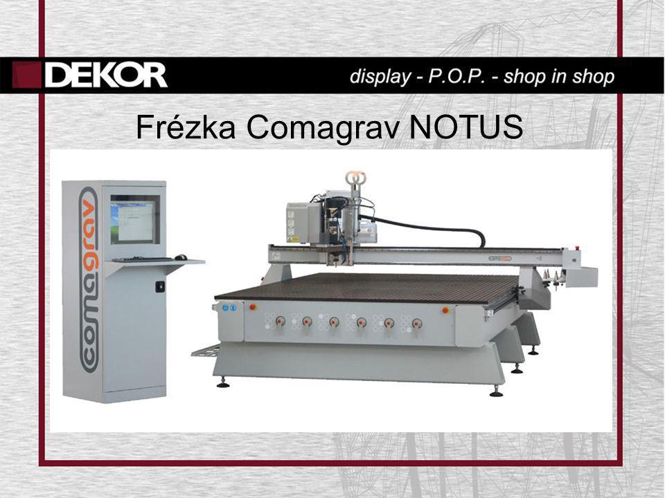 Frézka Comagrav NOTUS