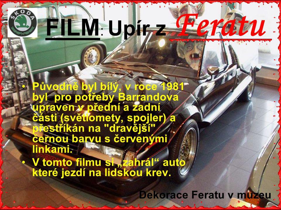 FILM: Upír z Feratu