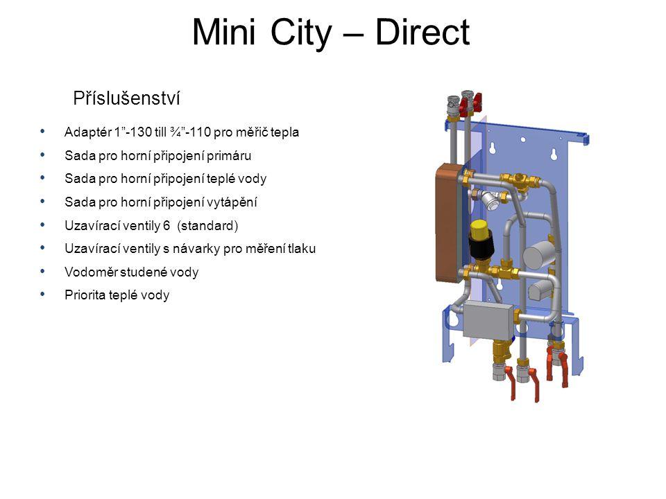 Mini City – Direct Příslušenství