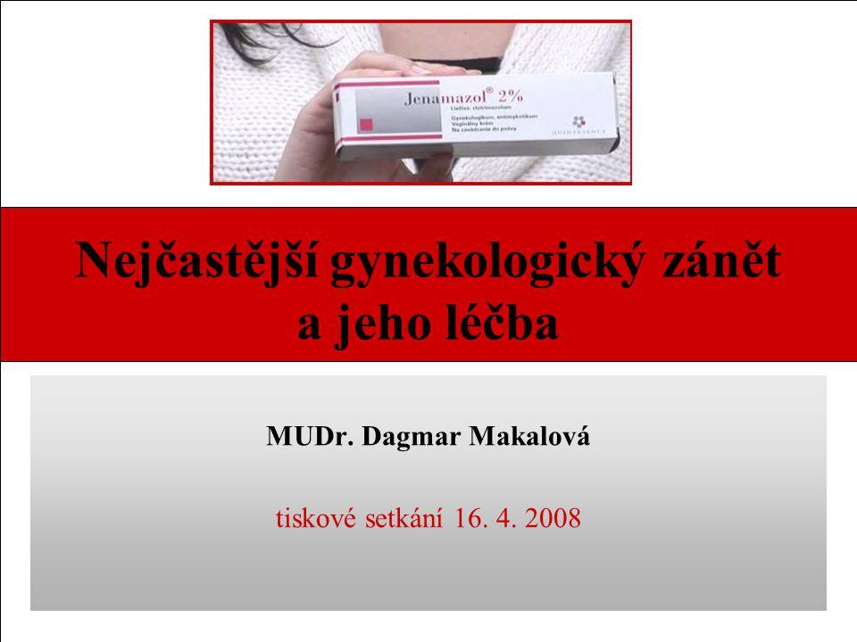 Nejčastější gynekologický zánět a jeho léčba