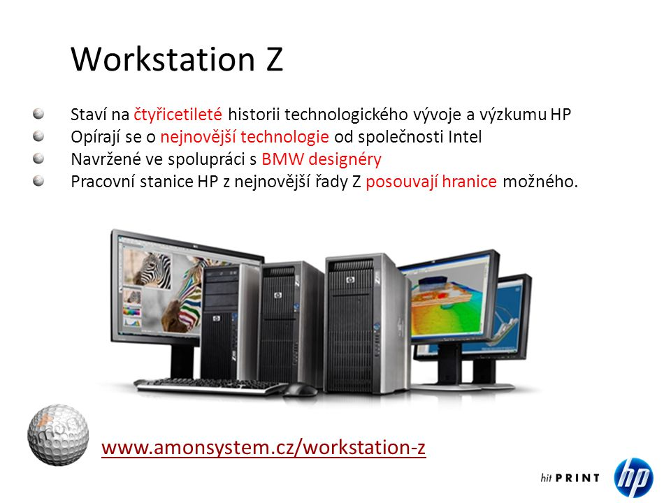 Workstation Z www.amonsystem.cz/workstation-z