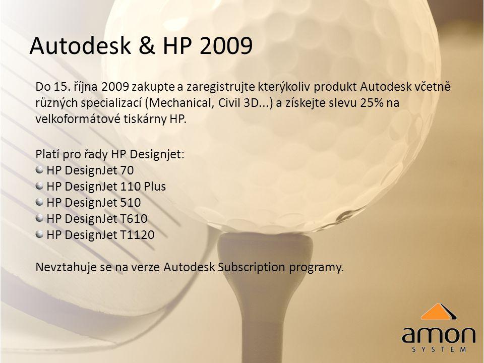Autodesk & HP 2009
