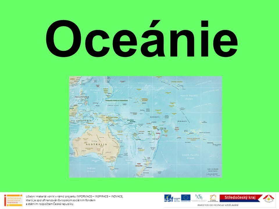 Oceánie
