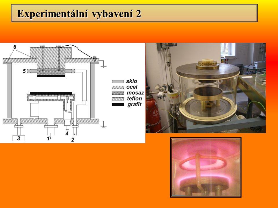 Experimentální vybavení 2