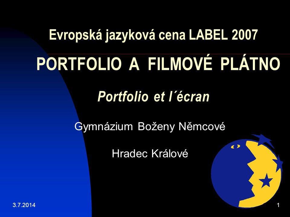 Gymnázium Boženy Němcové Hradec Králové