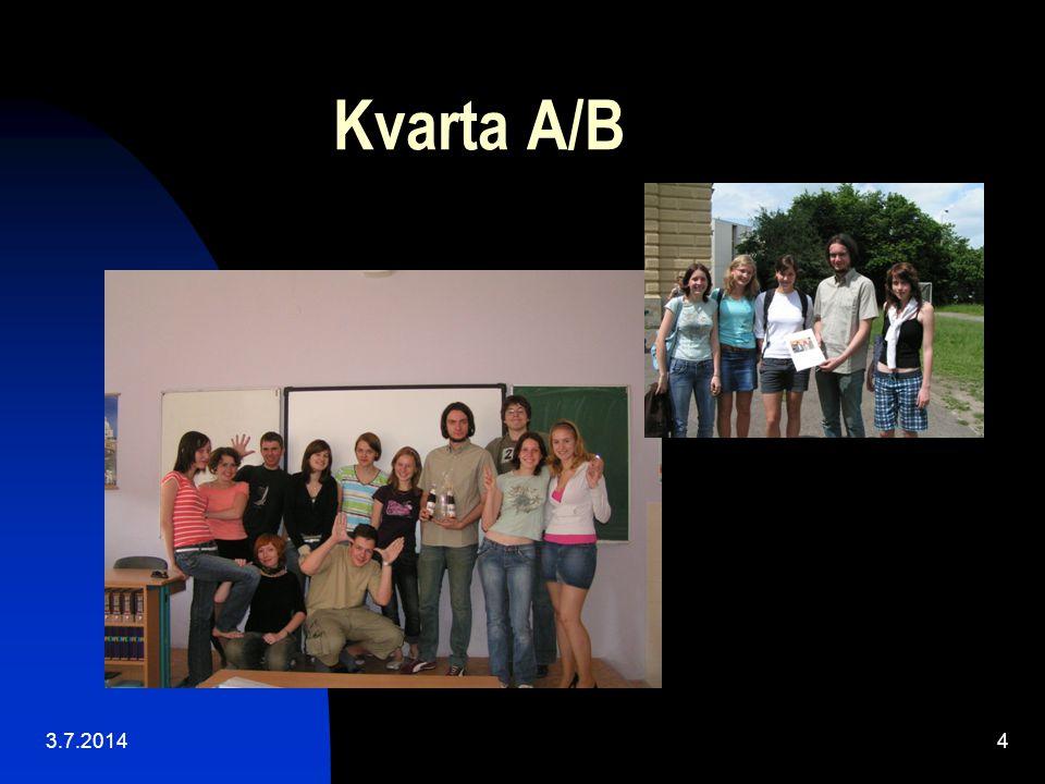 Kvarta A/B 3.4.2017