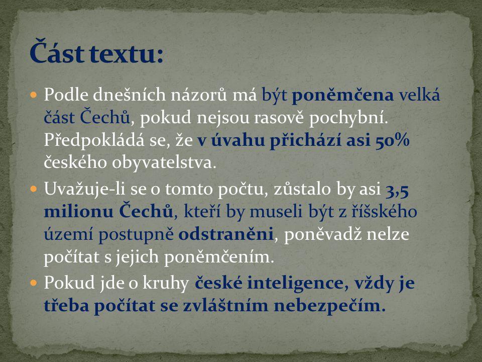 Část textu: