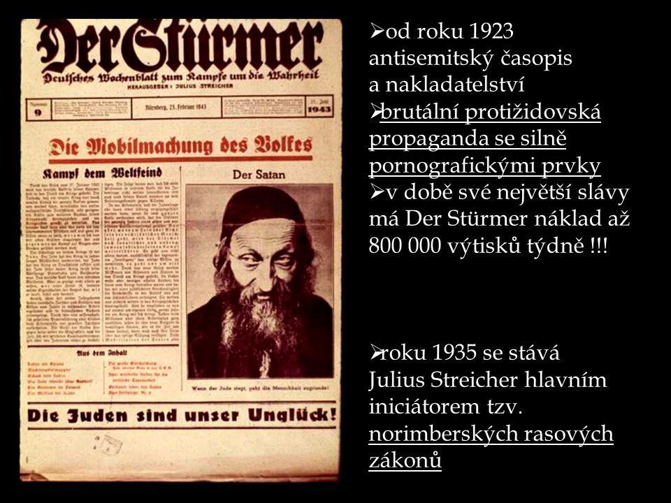 od roku 1923 antisemitský časopis a nakladatelství