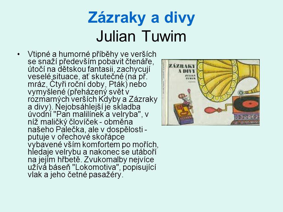 Zázraky a divy Julian Tuwim