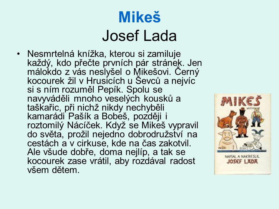 Mikeš Josef Lada