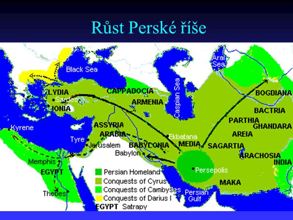Růst Perské říše