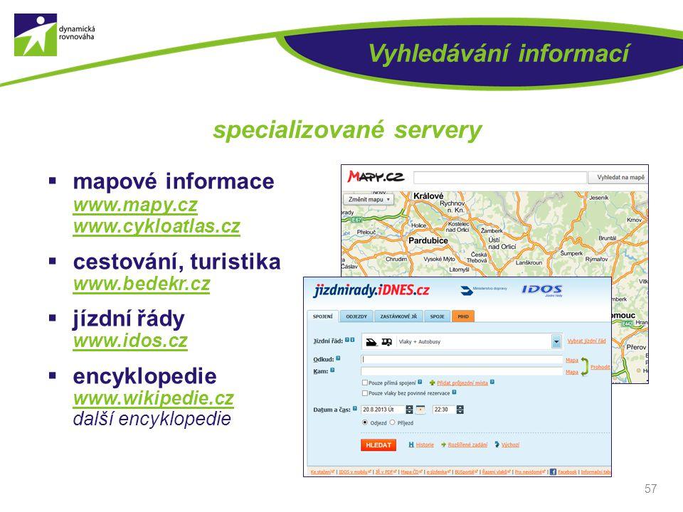 Vyhledávání informací