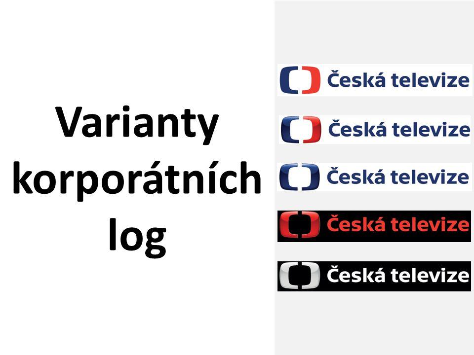 Varianty korporátních log