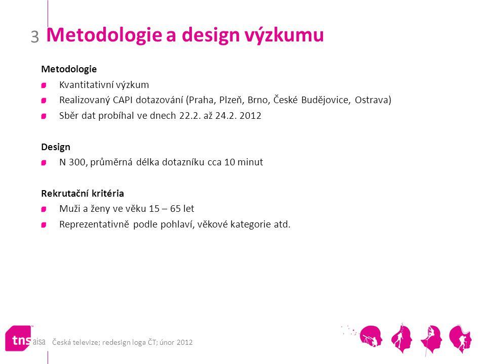 Metodologie a design výzkumu