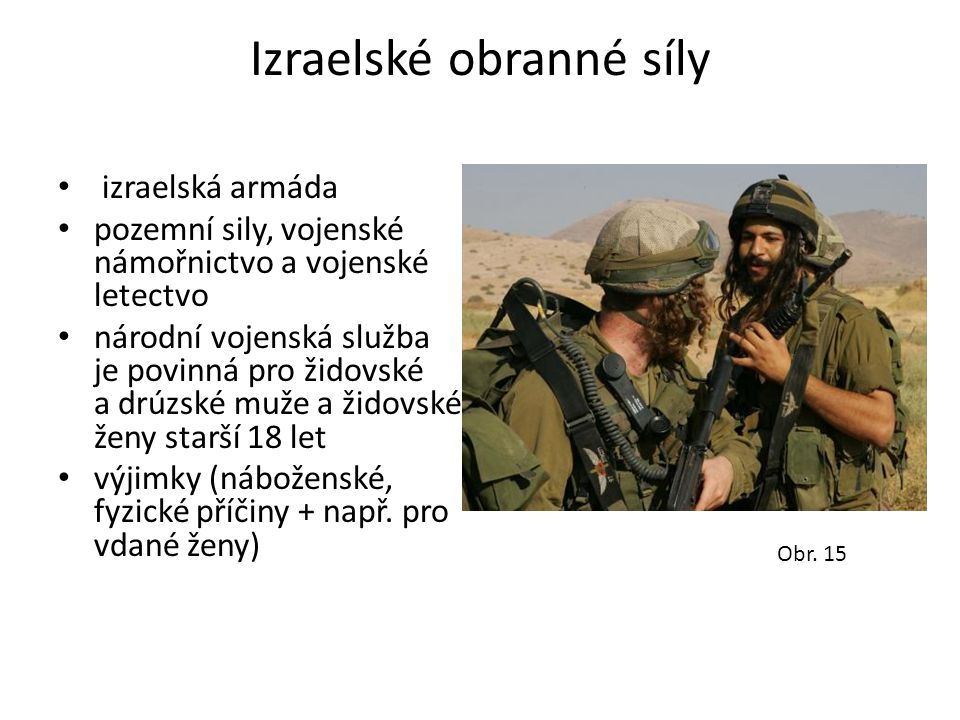 Izraelské obranné síly