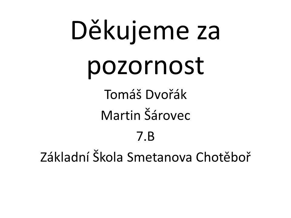 Základní Škola Smetanova Chotěboř