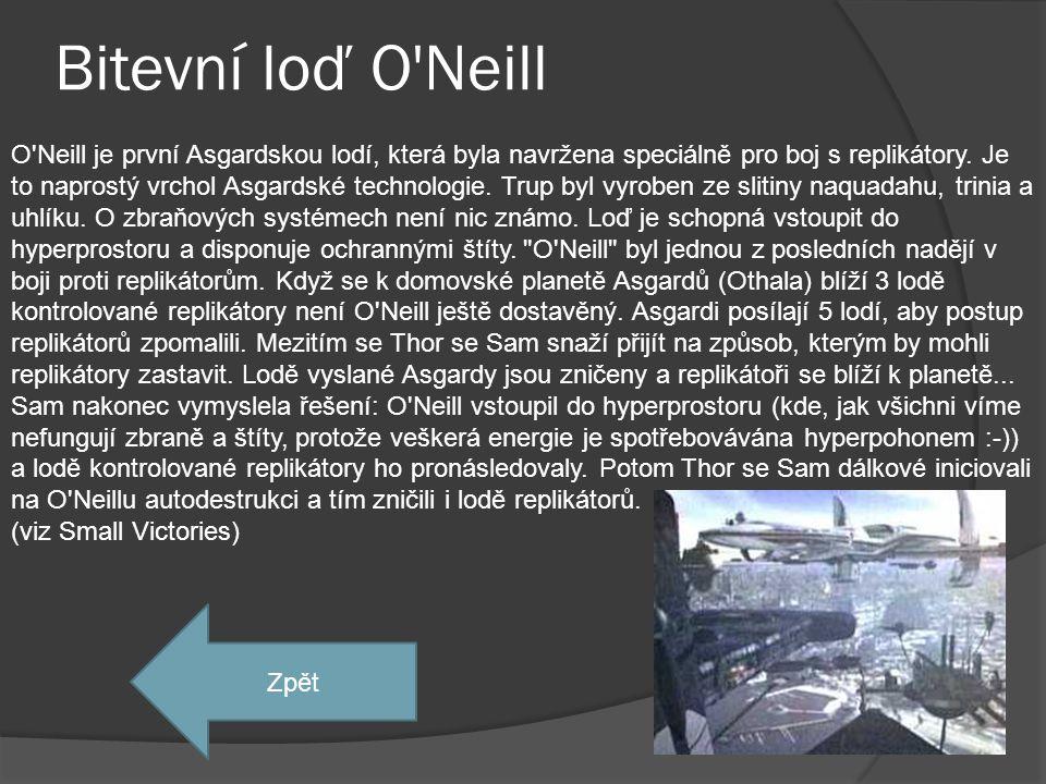 Bitevní loď O Neill