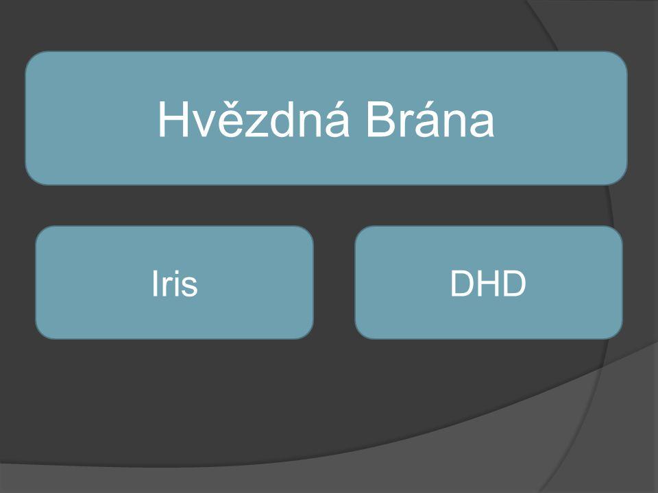 Hvězdná Brána Iris DHD