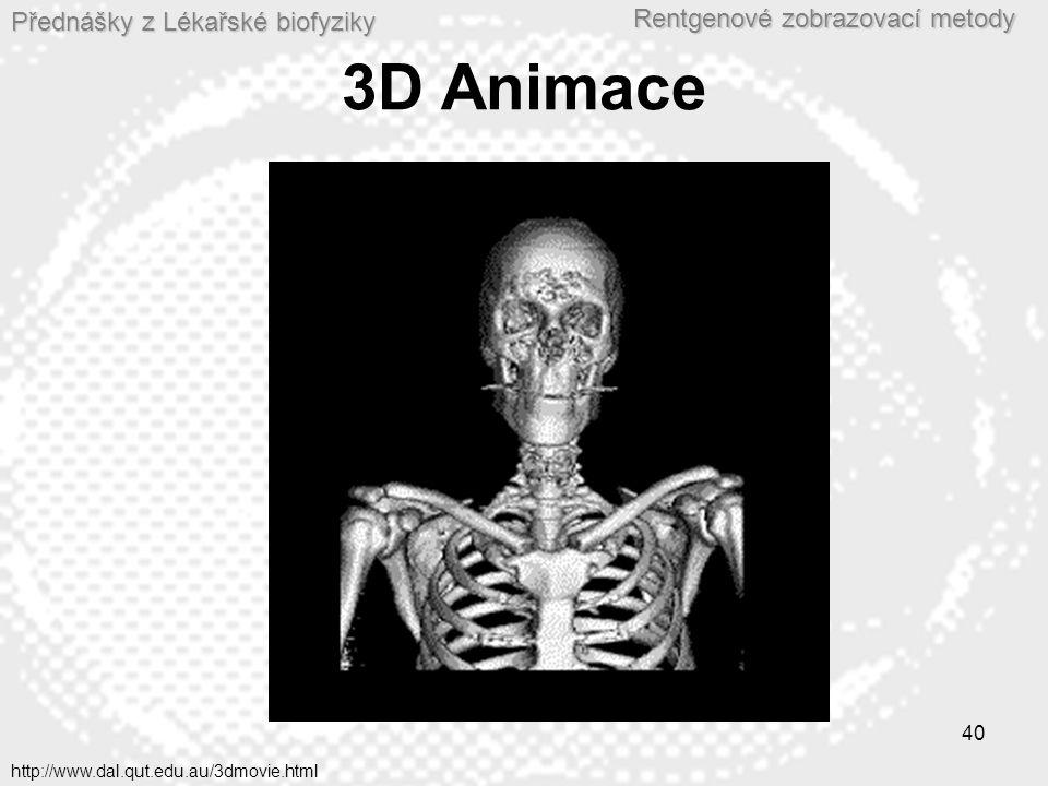 3D Animace http://www.dal.qut.edu.au/3dmovie.html