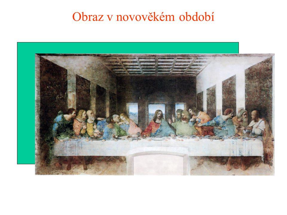 Obraz v novověkém období