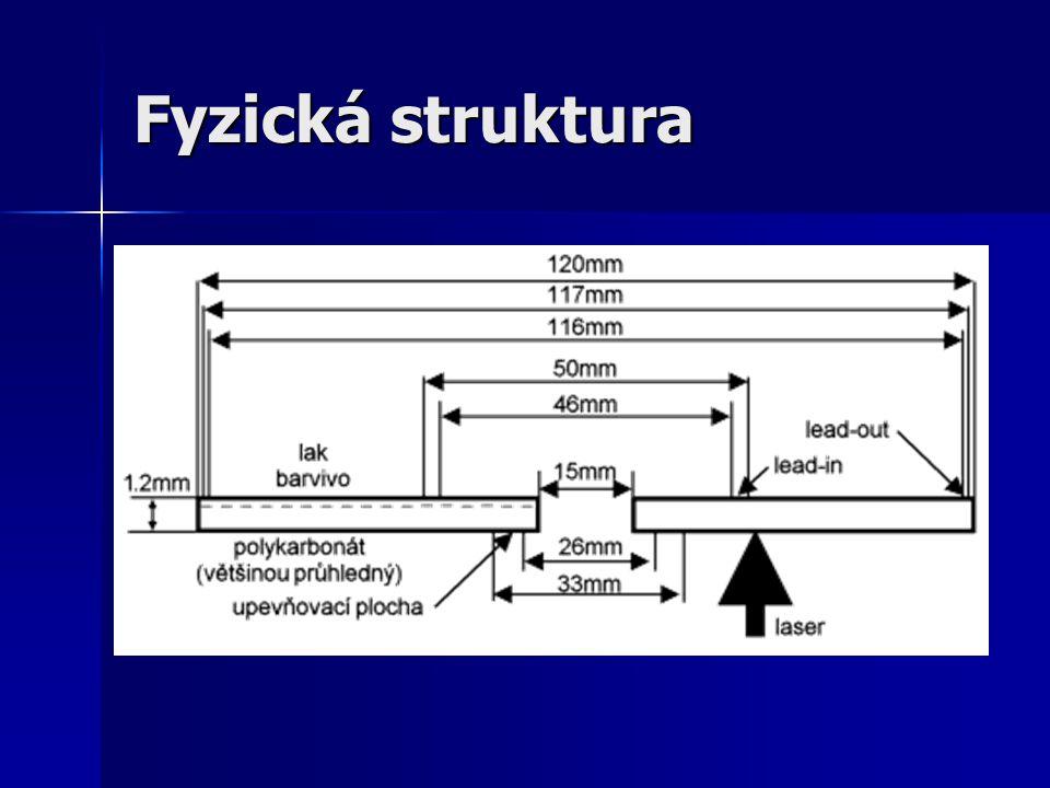 Fyzická struktura