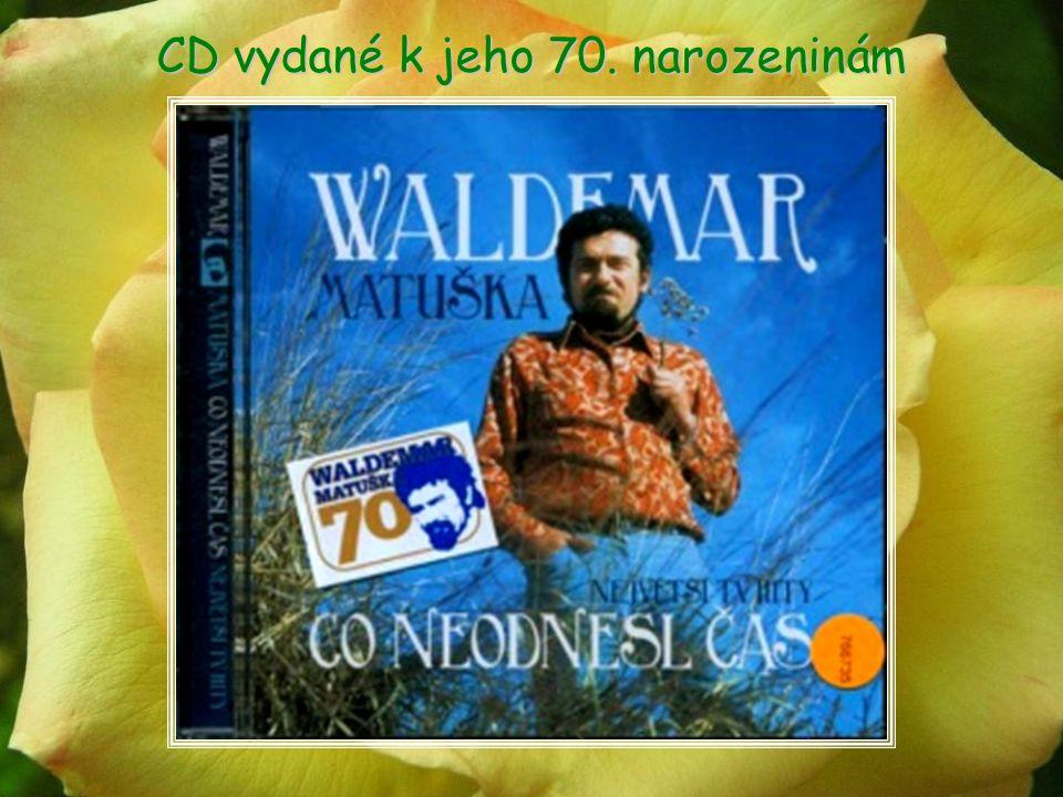 CD vydané k jeho 70. narozeninám