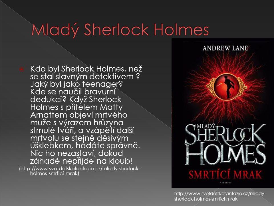 Mladý Sherlock Holmes