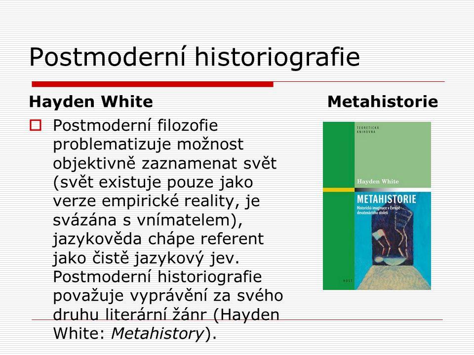 Postmoderní historiografie