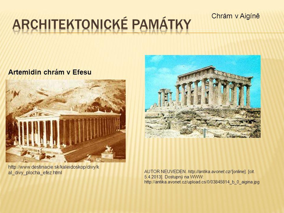 Architektonické památky