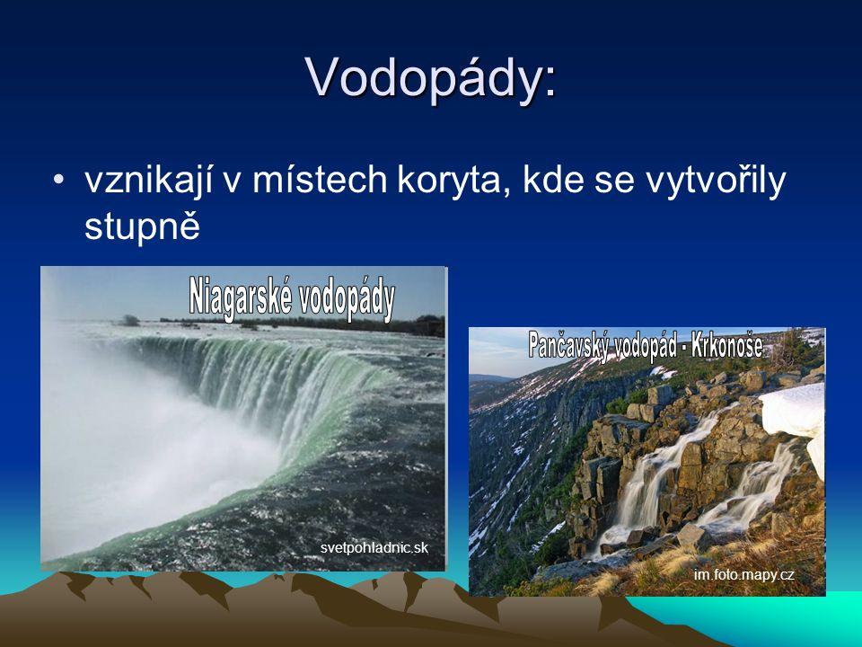 Pančavský vodopád - Krkonoše