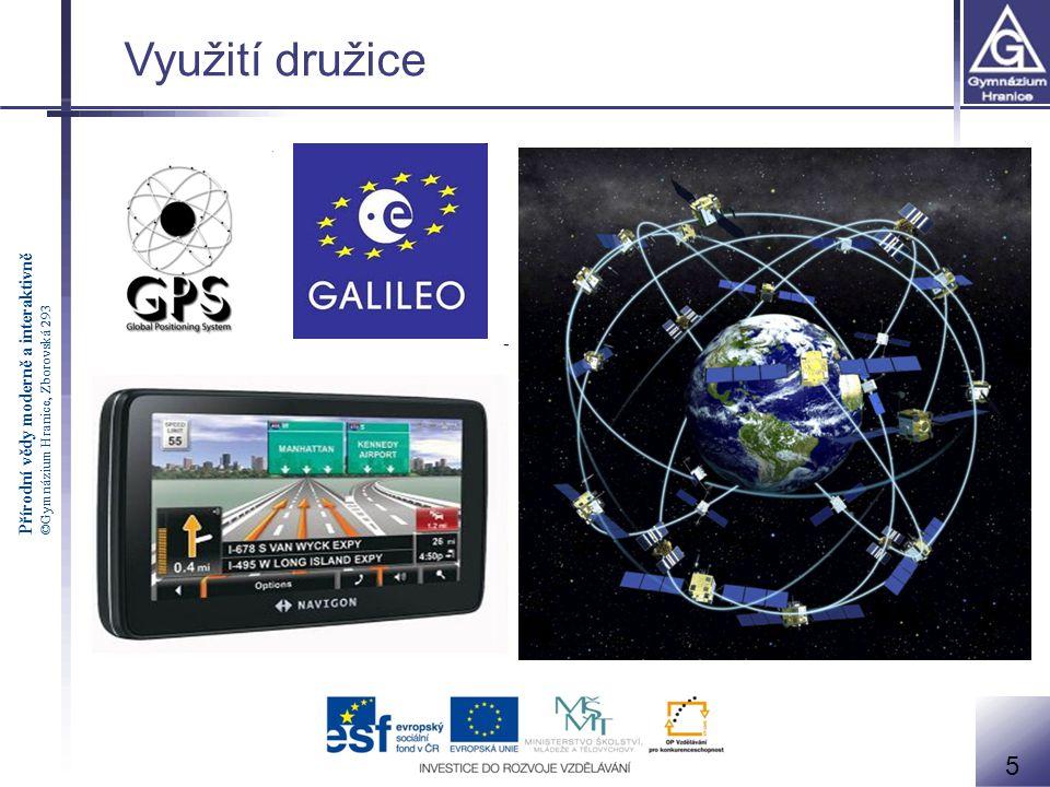 Využití družice 5