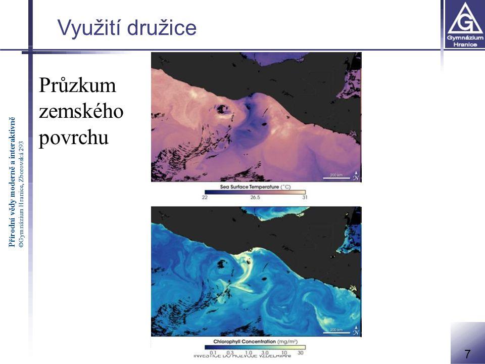 Průzkum zemského povrchu