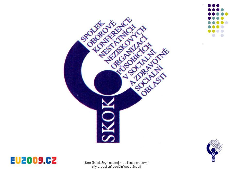 Sociální služby - nástroj mobilizace pracovní síly a posílení sociální soudržnosti