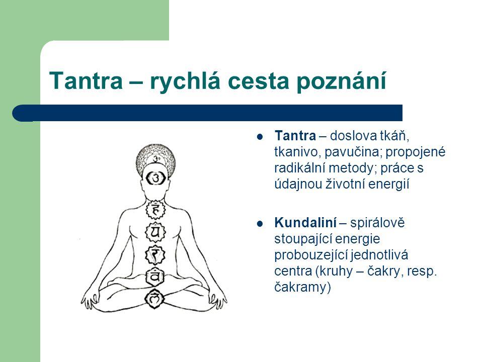 Tantra – rychlá cesta poznání