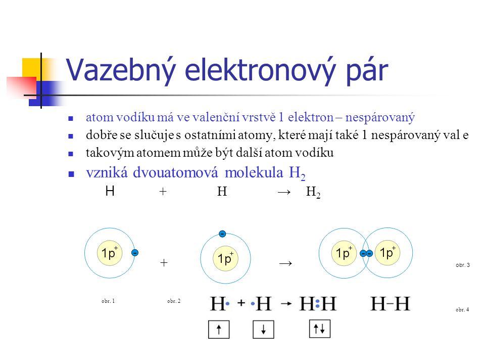 Vazebný elektronový pár
