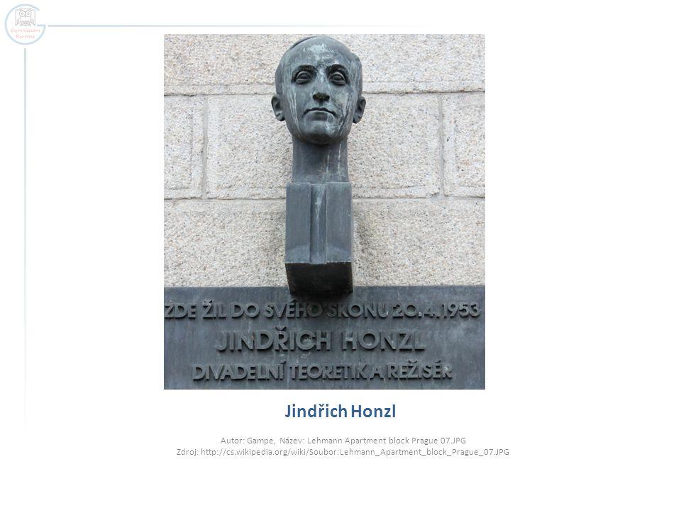Jindřich Honzl